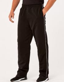 Gamegear Men/'s Track Pants Mesh Lined Tracksuit Bottoms Micro Fibre KK985